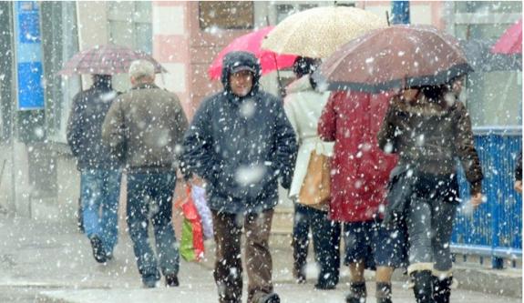 Popodne na istoku stiže snijeg