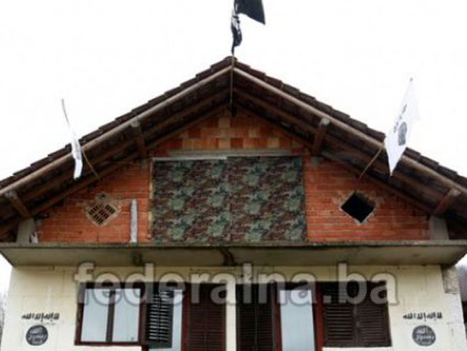 """U Gornjoj Maoči se vijori zastava """"Islamske države"""""""
