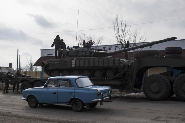Ukrajina: Obje strane pristale na povlačenje teškog naoružanja