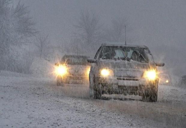 Snijeg napravio pometnju i u Srbiji