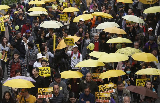 Ponovo protesti u Hongkongu