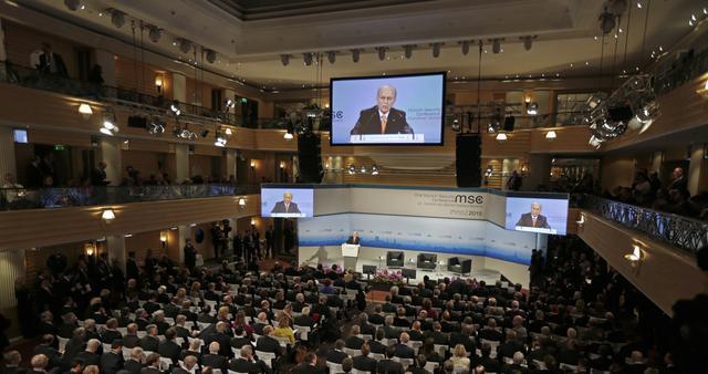Ukrajina glavna tema u Minhenu