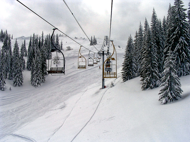 Jahorina: Odlični uslovi za skijanje, 150 cm snijega