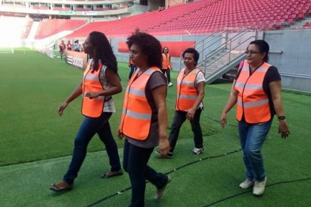 Brazil: Klub zaposlio majke huligana kao redare