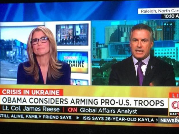 CNN nazvao stvari pravim imenom: Ukrajinska vojska je proamerička