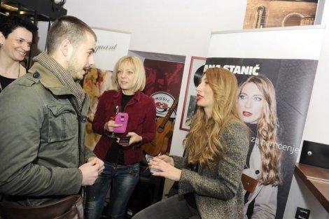 Ana Stanić predstavila novi album (VIDEO)