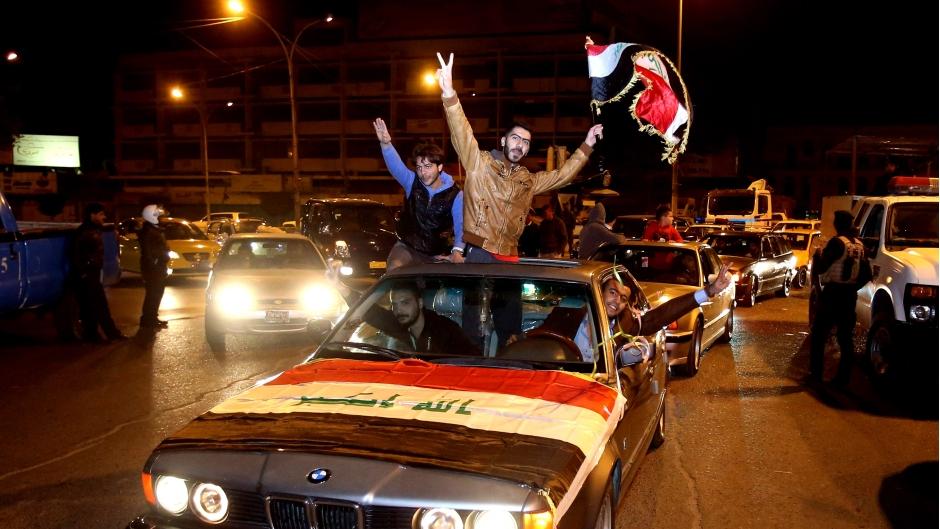 Bagdad: Nakon 10 godina ukinut policijski čas