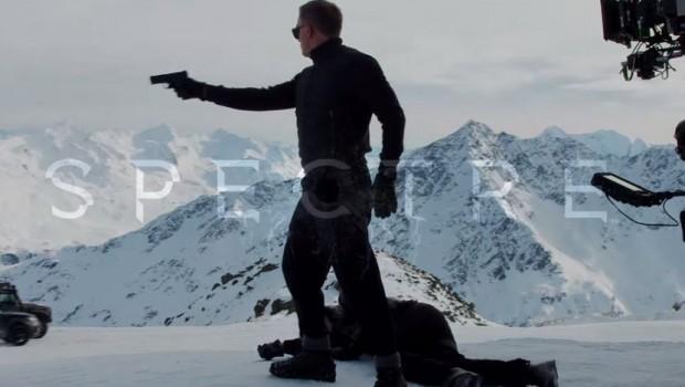 Prvi snimci:  Zavirite u novi film o Bondu (VIDEO)