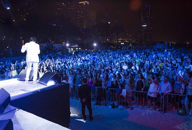 Čola održao koncert u Dubaiju (VIDEO)