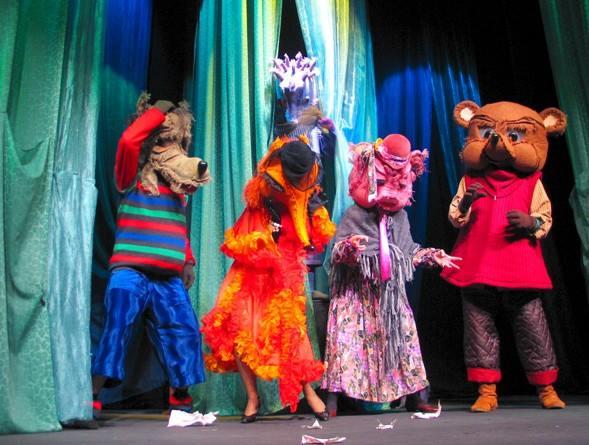 Od danas revija najljepših predstava u Dječijem pozorištu RS, ulaz 3 KM