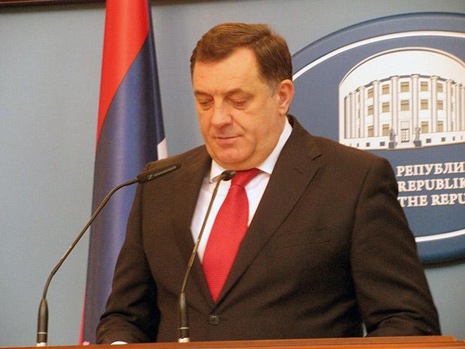 Dodik: Sutra zahtjev za posebnu sjednicu NSRS