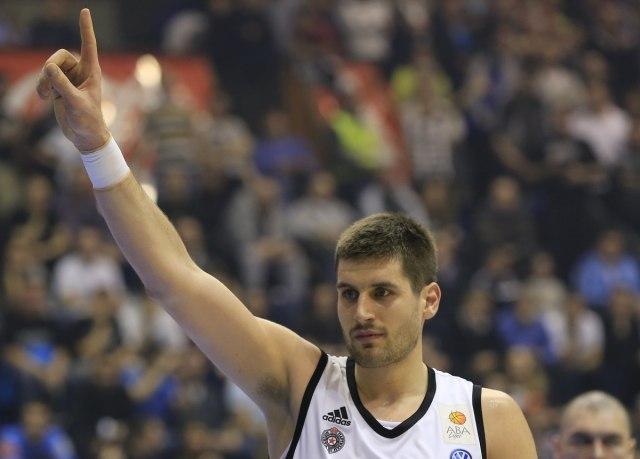 Gagić želi da napusti Partizan