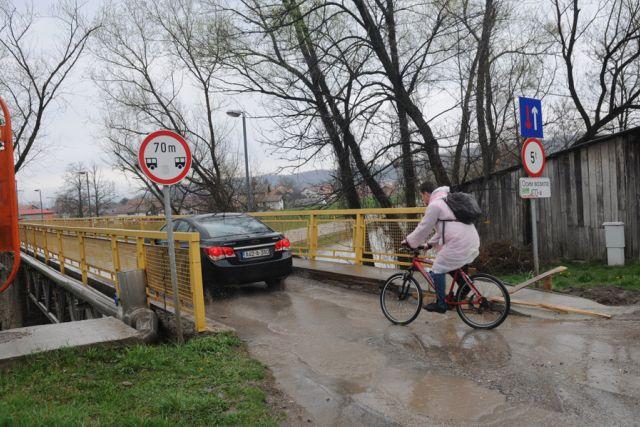 Mještani Česme dobiće most koji ne žele