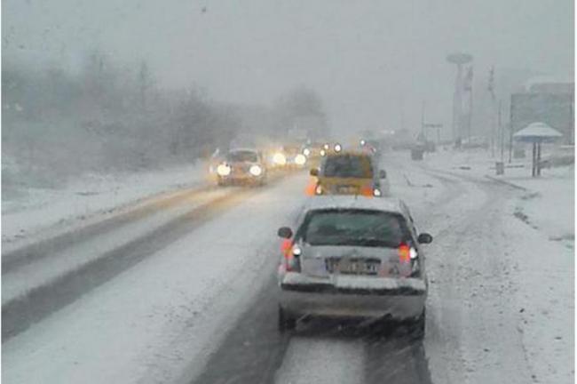 Srbija: Problemi zbog snijega