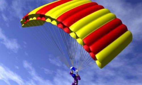 Zaprosio je na 3.000 metara visine (VIDEO)
