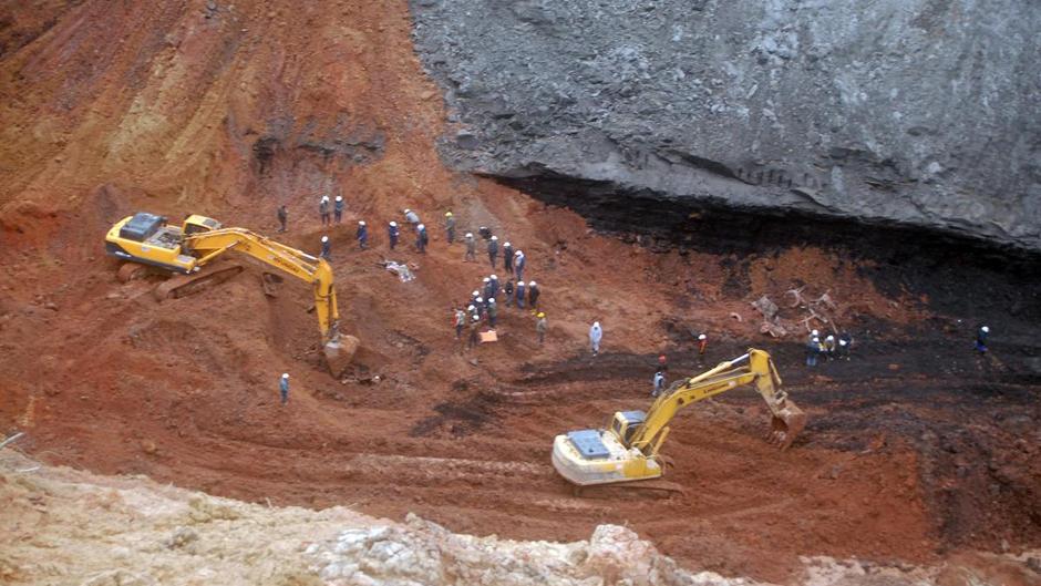 Rudnik Dubrave: Poginule četiri osobe u obrušavanju zemlje nakon zemljotresa