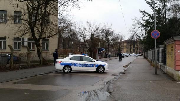 Lažna dojava: Nema bombe u Osnovnom sudu u Banjaluci