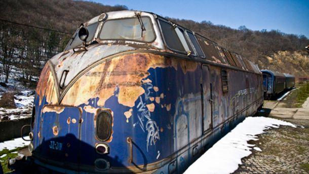 """Titova lokomotiva """"Sutjeska"""" vraća se na šine"""