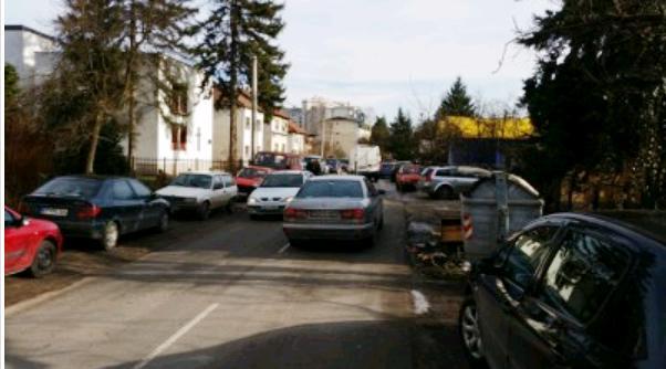 Mještani Ulice Milana Rakića: Peticijom do trotoara