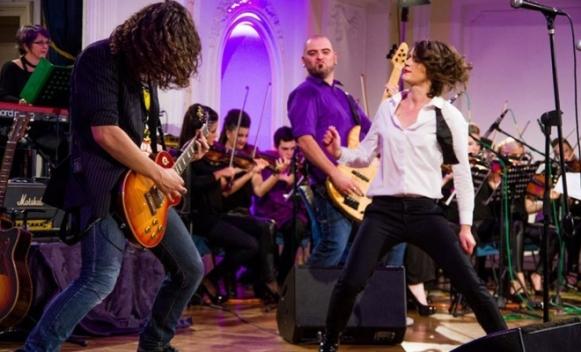 """""""Rok simfonija"""" večeras u Gradišci: Učestvuje oko 60 muzičara iz Banjaluke"""