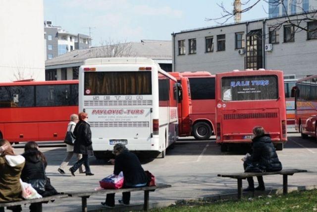 Izmiješta se autobuska stanica kod Medicinske elektronike