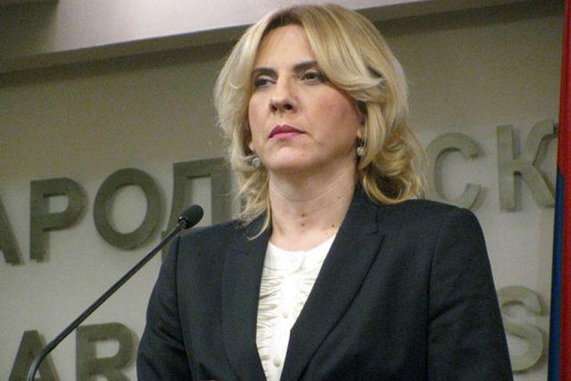 Cvijanović: Slijedi politička kazna za one koji opstruišu Srpsku, gora od neke druge
