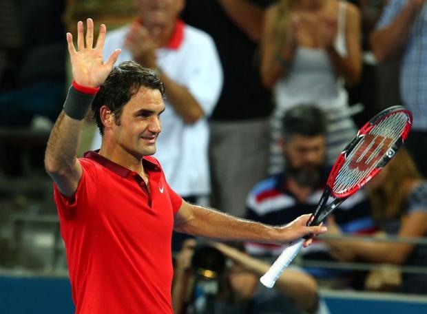 Federer srušio Raonića i zakazao okršaj sa Novakom za pehar