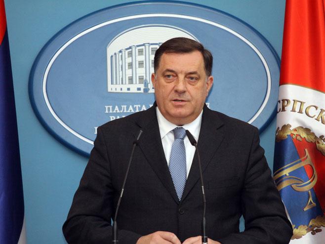 Dodik: Teroristički napad u Zvorniku – napad na institucije sistema