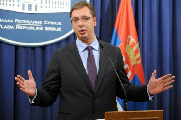Vučić: Ustaćemo poslije svih naših raspeća i muka