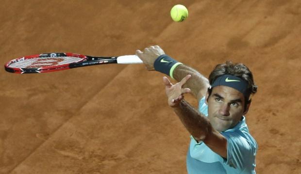 Federer pregazio Vavrinku, za trofej protiv Đokovića
