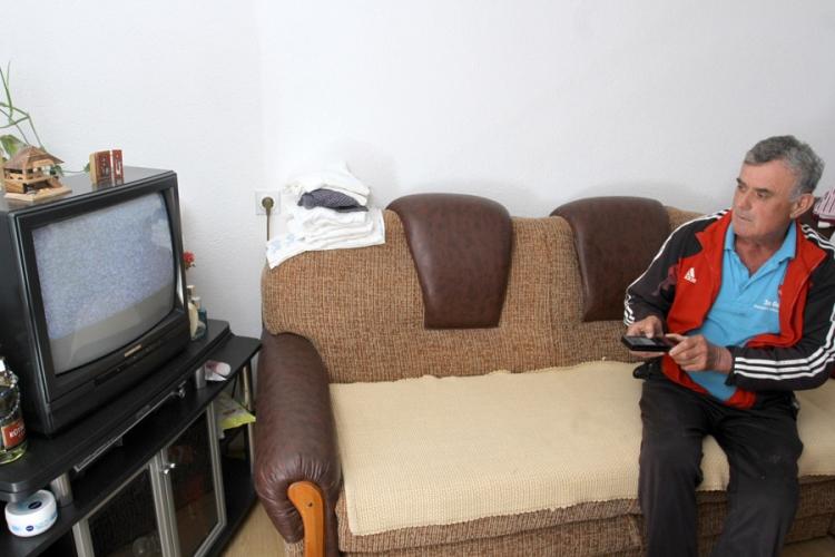 Selima pod Kozarom slabi TV signal