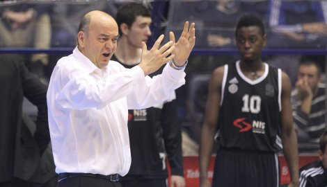 Nema para: Partizan odustao od Evrokupa