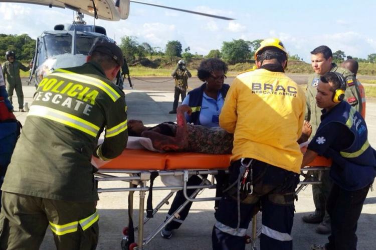 Majka i beba preživjele pad aviona, pronađene u džungli