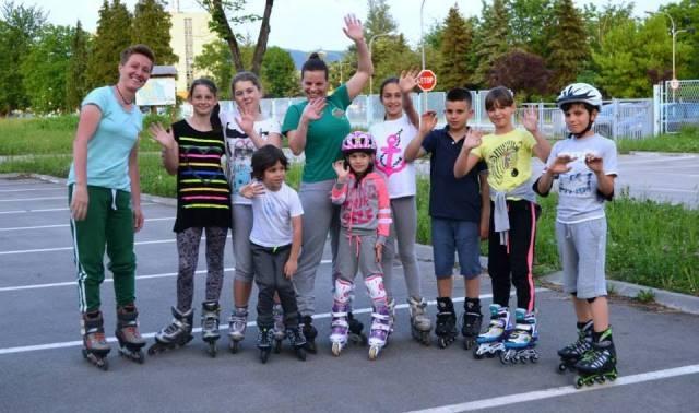 Hit među djecom: Ljetna škola rolanja u Banjaluci