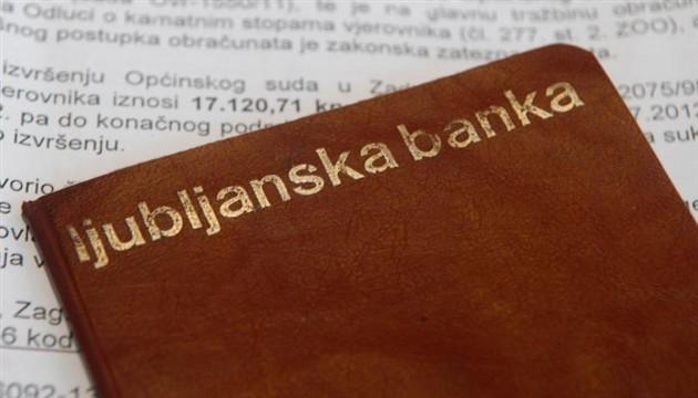 Ljubljanska banka isplaćuje staru deviznu štednju sljedeće godine