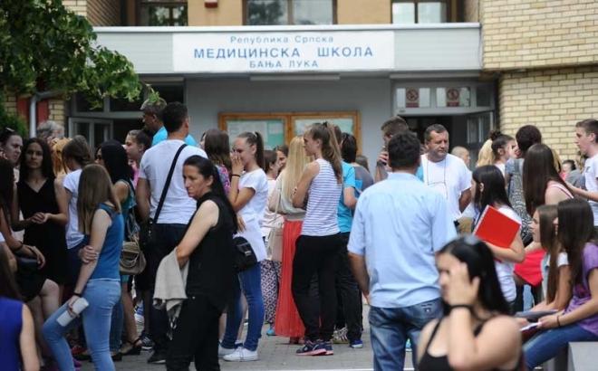 Jaka konkurencija: Medicinska škola odbila 156 odlikaša