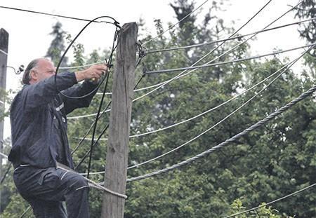 Vapaj za strujom u banjalučkim selima: Bandere podupiru i koljem