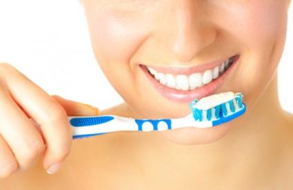 Zubi stradaju zbog pogrešnog pranja