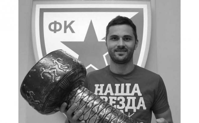 Preminuo bivši fudbaler Crvene zvezde Goran Gogić