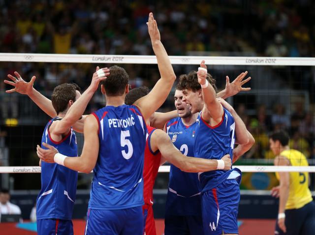 Odbojkaši Srbije u finalu Svjetske lige