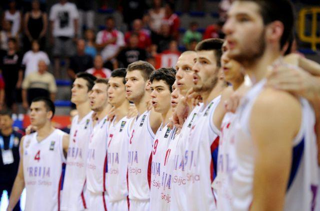 Mladi  košarkaši Srbije prvaci Evrope!