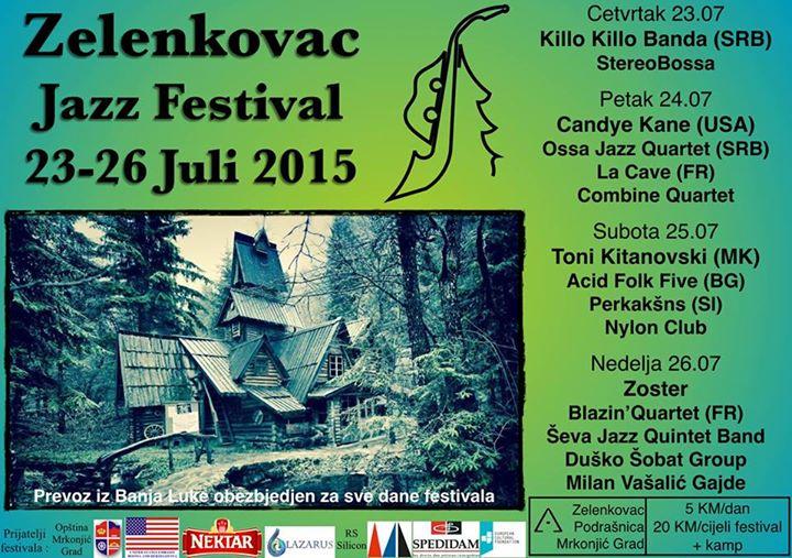 Boro Janković: Nova i bolja bina za još bolji Zelenkovac džez festival