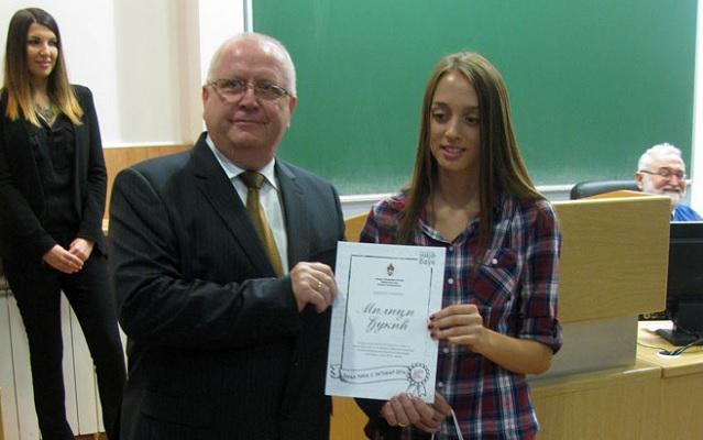 Milica Đukić osvojila je bronzanu medalju na Međunarodnoj matematičkoj olimpijadi