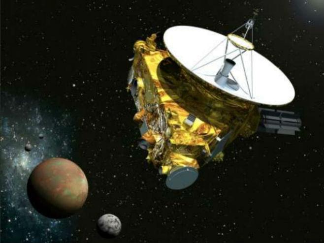 NASA: Istorijski suret svemirskog broda i Plutona