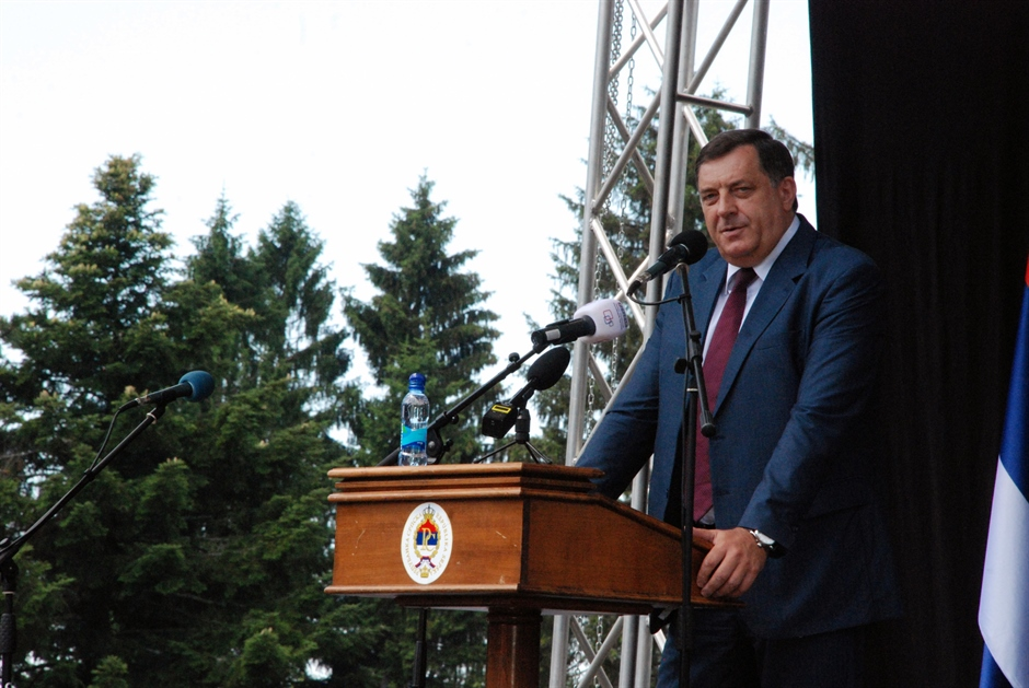 Dodik: Bosić i njegova grupa krenuli nepovratnom spiralom izdaje