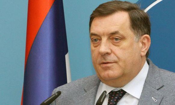 Dodik: BiH samo virtuelno postoji