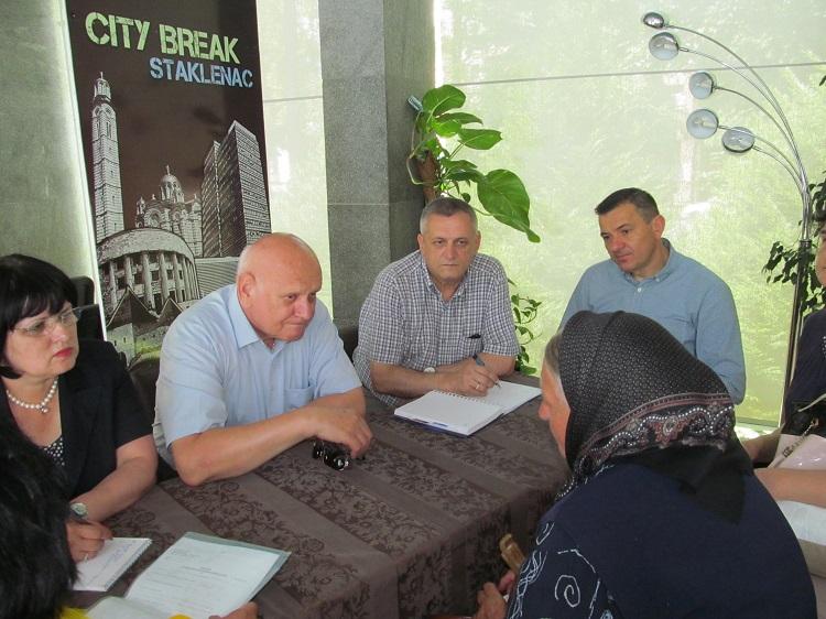 Gavranović: I ministri da sjednu sa građanima, jedna žena se žali da do jednog ne može doći