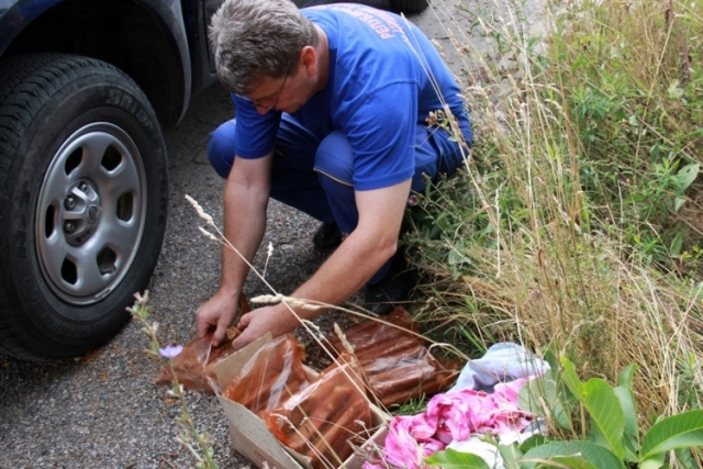 Kumsale: Ispred kapije preduzeća ostavljeno 10 kilograma eksploziva