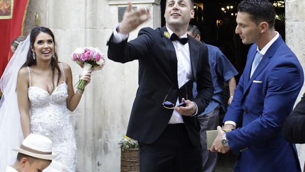 Oženio se pjevač Leksington benda (FOTO)