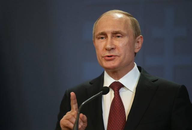 Putin naredio formiranje novih oružanih snaga